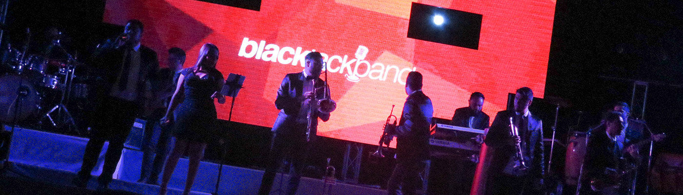 Blackjack Band Música 100% en Vivo