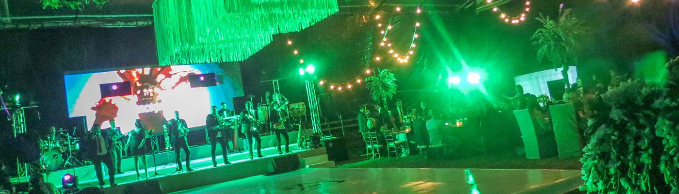 Blackjack Band Música 100% en Vivo